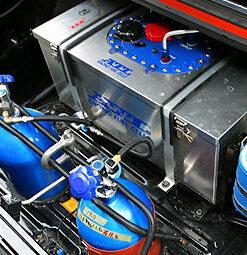 Turva kütusepaagid