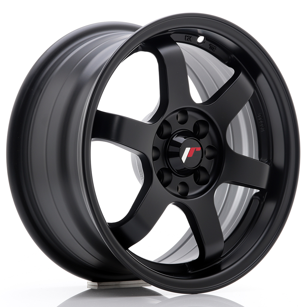 JR Wheels JR3 15x7 ET25 4x100/108 Matt Black