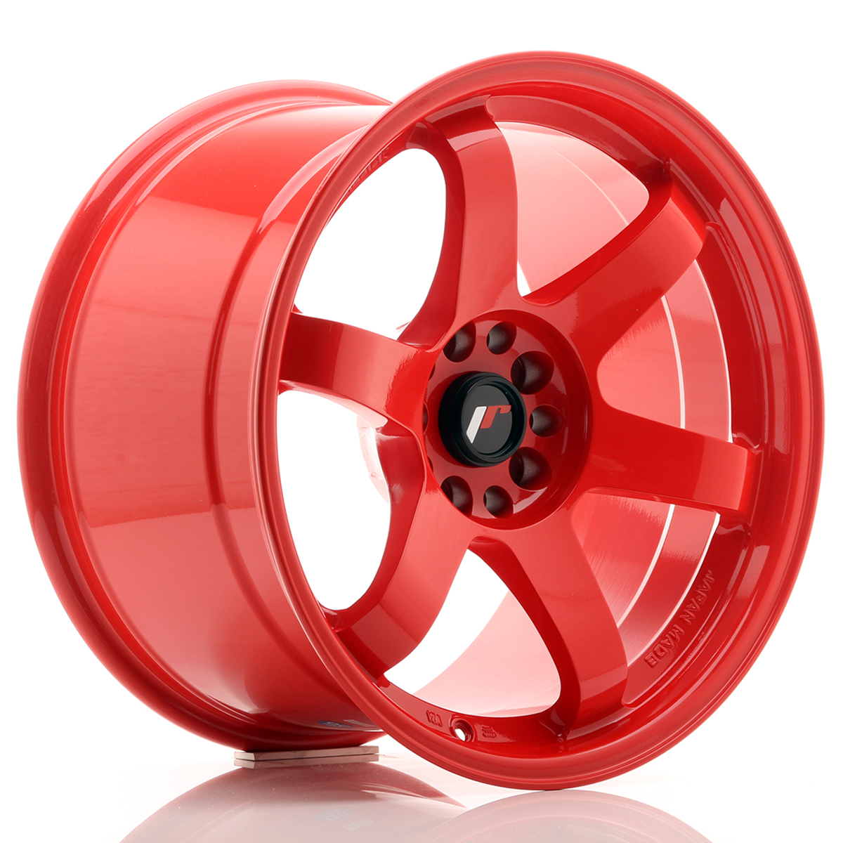 JR Wheels JR3 18x10, 5 ET15 5x114, 3/120 Red
