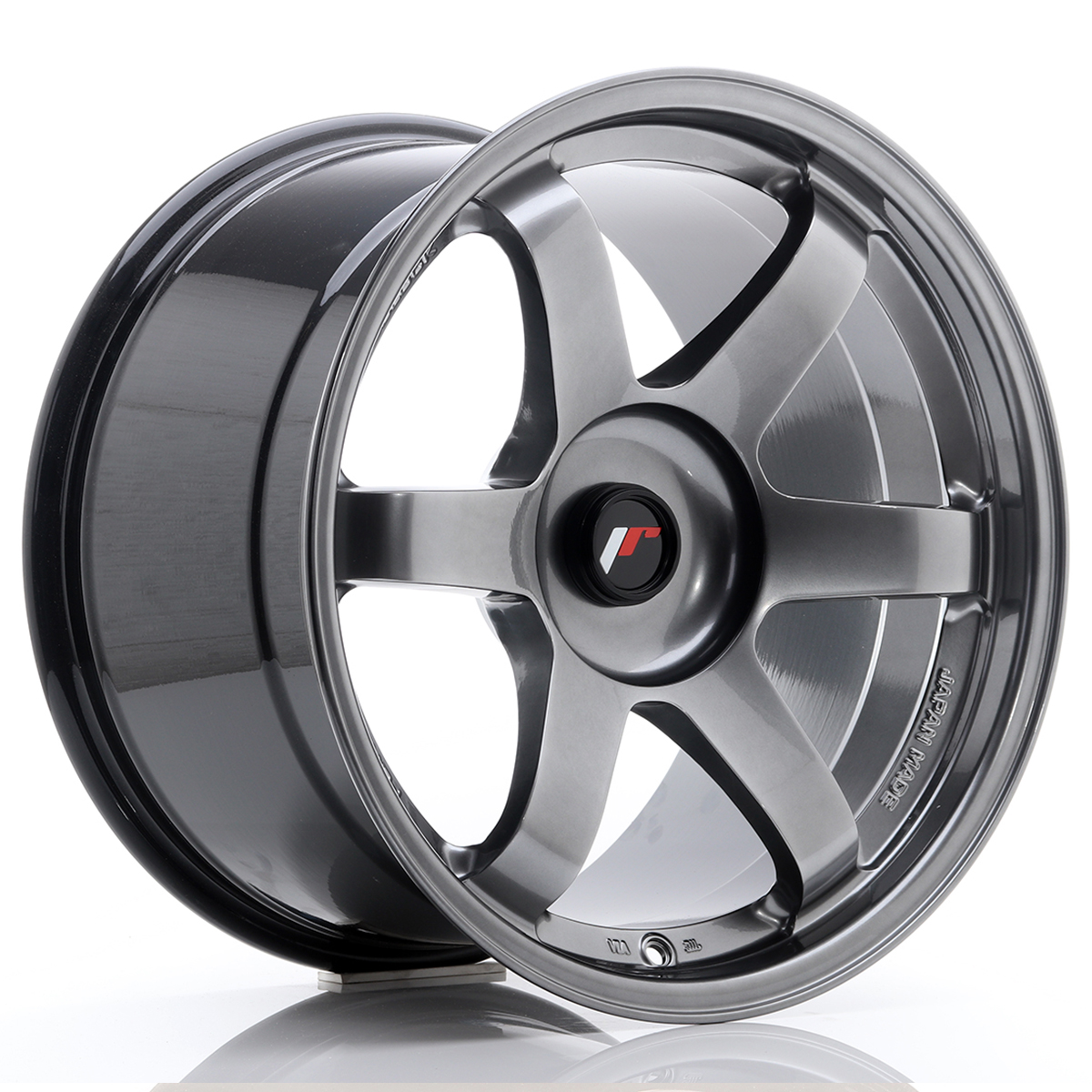 JR Wheels JR3 18x10, 5 ET25-30 BLANK Hyper Black