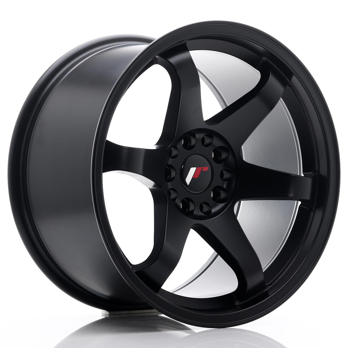 JR Wheels JR3 18x10 ET25 5x114, 3/120 Matt Black