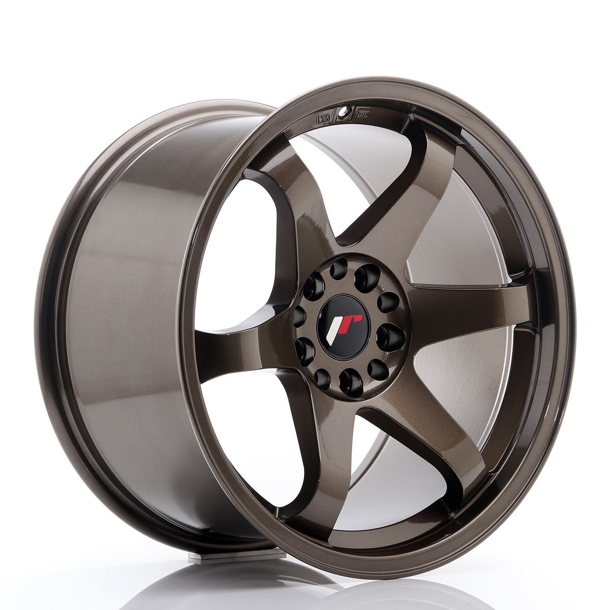 JR Wheels JR3 18x10 ET25 5x114, 3/120 Bronze