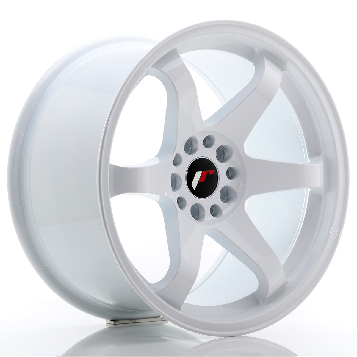 JR Wheels JR3 18x10 ET25 5x114, 3/120 White