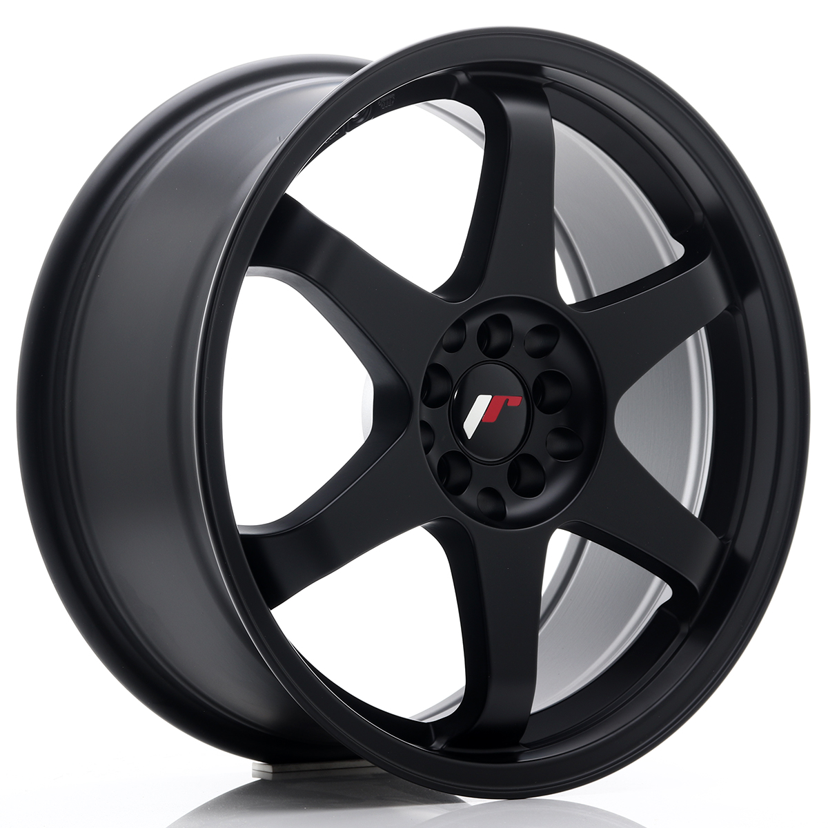 JR Wheels JR3 18x8 ET40 5x100/108 Matt Black
