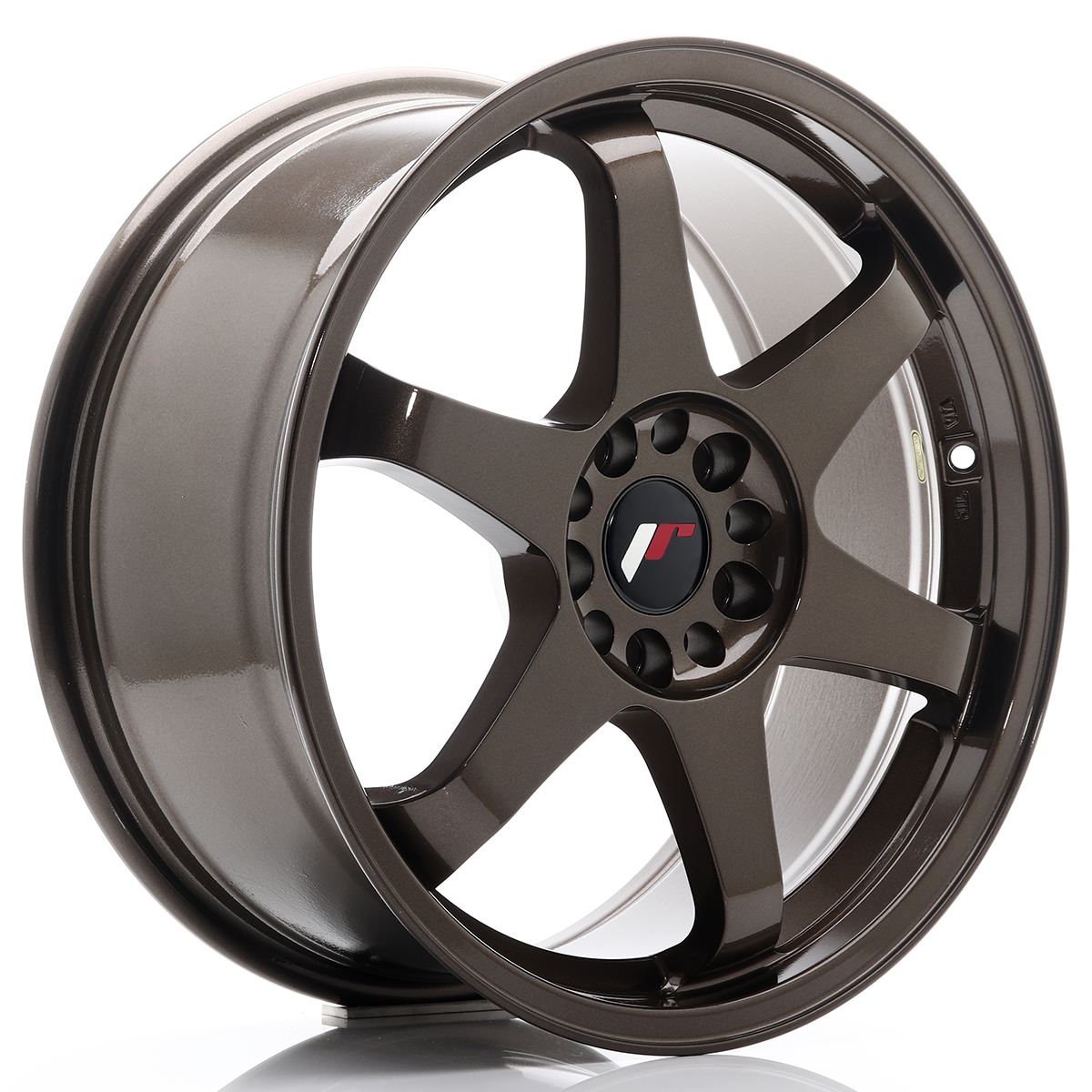 JR Wheels JR3 18x8 ET40 5x100/108 Bronze