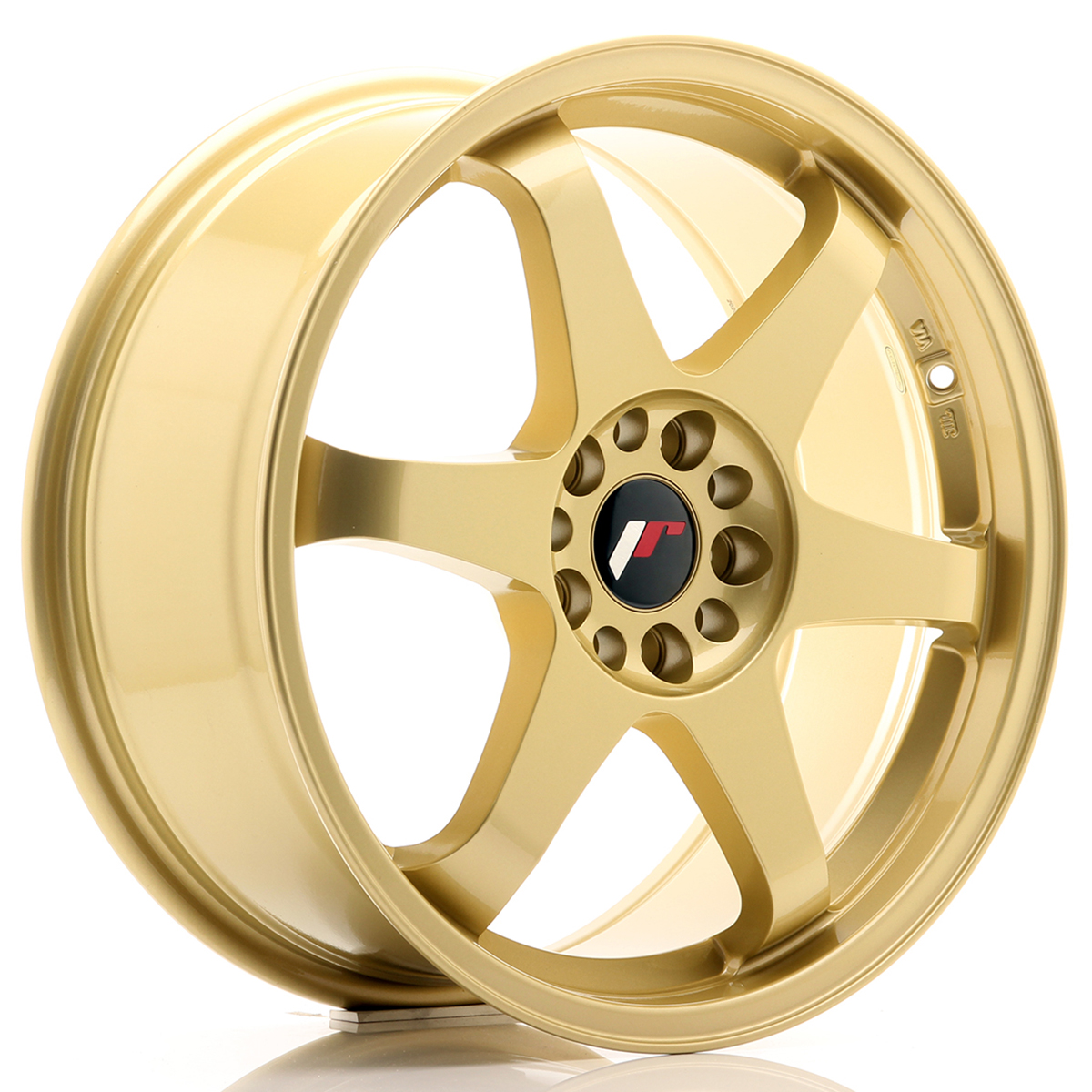 JR Wheels JR3 18x8 ET40 5x100/108 Gold