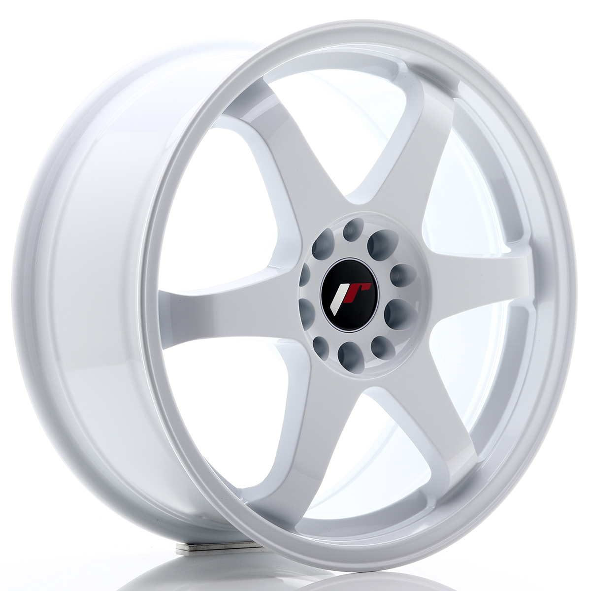 JR Wheels JR3 18x8 ET40 5x100/108 White