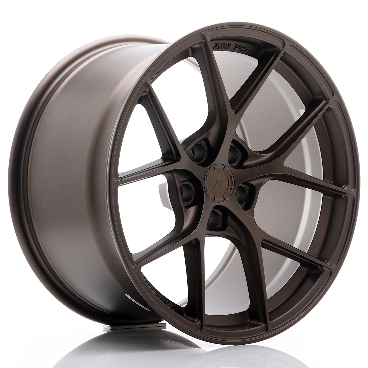 JR Wheels SL01 18x10, 5 ET25 5x114, 3 Matt Bronze