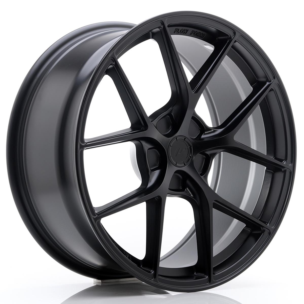 JR Wheels SL01 19x8, 5 ET35-45 5H BLANK Matt Black