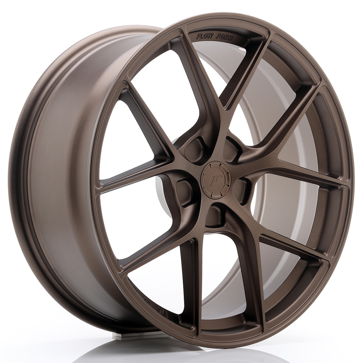 JR Wheels SL01 19x8, 5 ET35-45 5H BLANK Matt Bronze