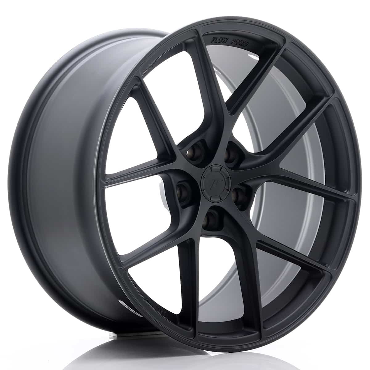 JR Wheels SL01 19x9, 5 ET25 5x120 Matt Gun Metal