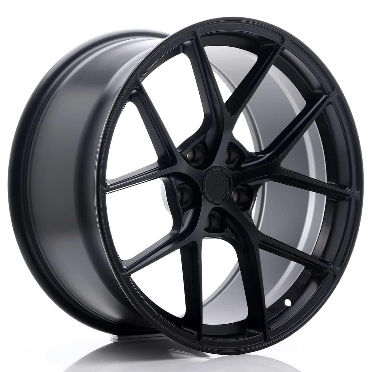 JR Wheels SL01 19x9, 5 ET33 5x112 Matt Black