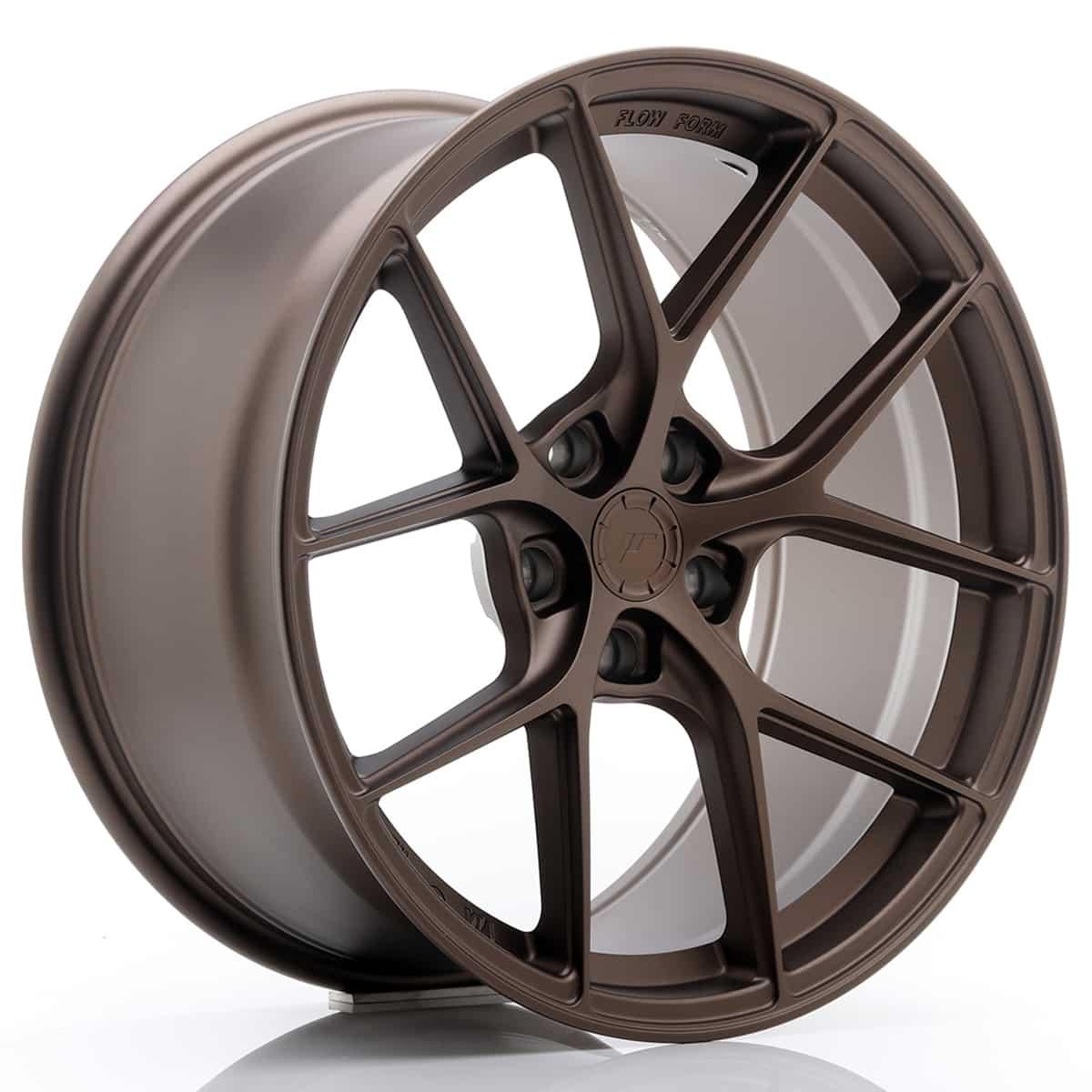 JR Wheels SL01 19x9, 5 ET33 5x112 Matt Bronze