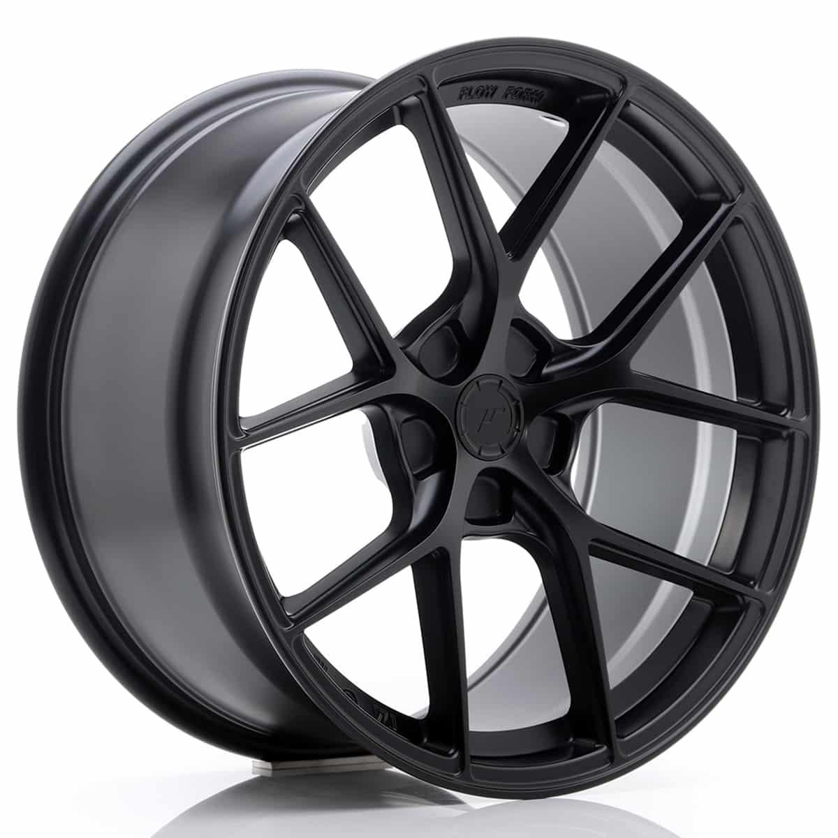 JR Wheels SL01 19x9, 5 ET25-40 5H BLANK Matt Black