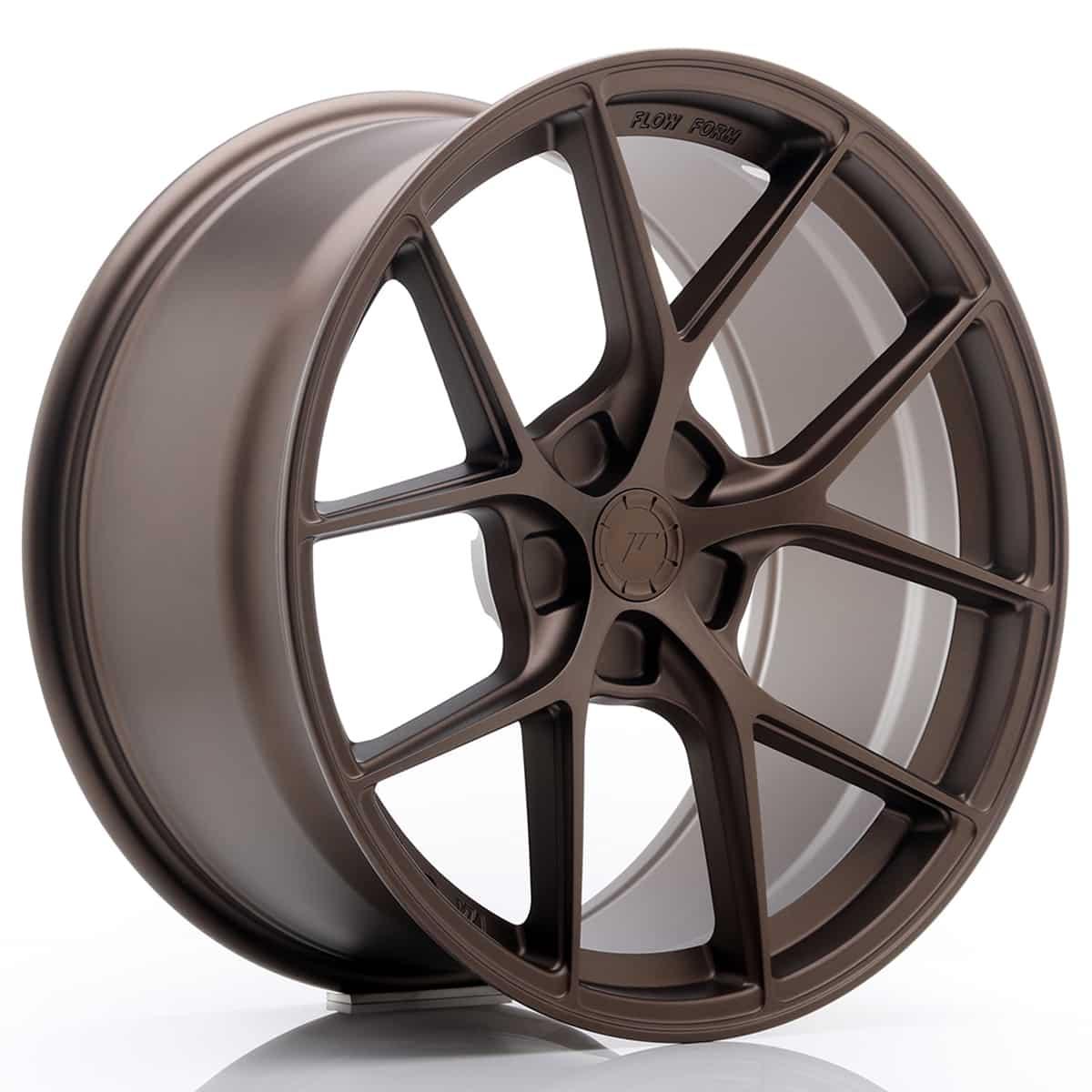 JR Wheels SL01 19x9, 5 ET25-40 5H BLANK Matt Bronze