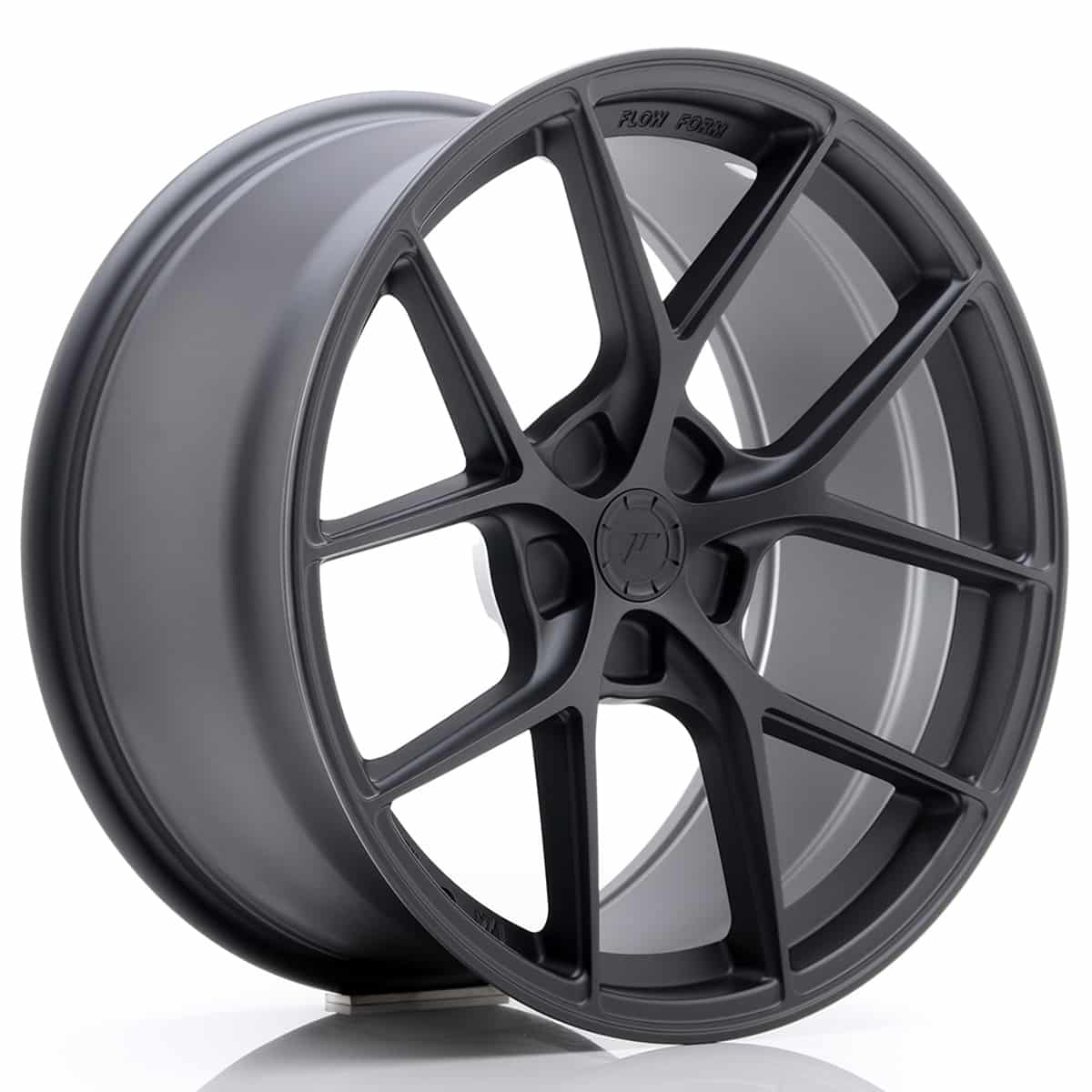 JR Wheels SL01 19x9, 5 ET25-40 5H BLANK Matt Gun Metal