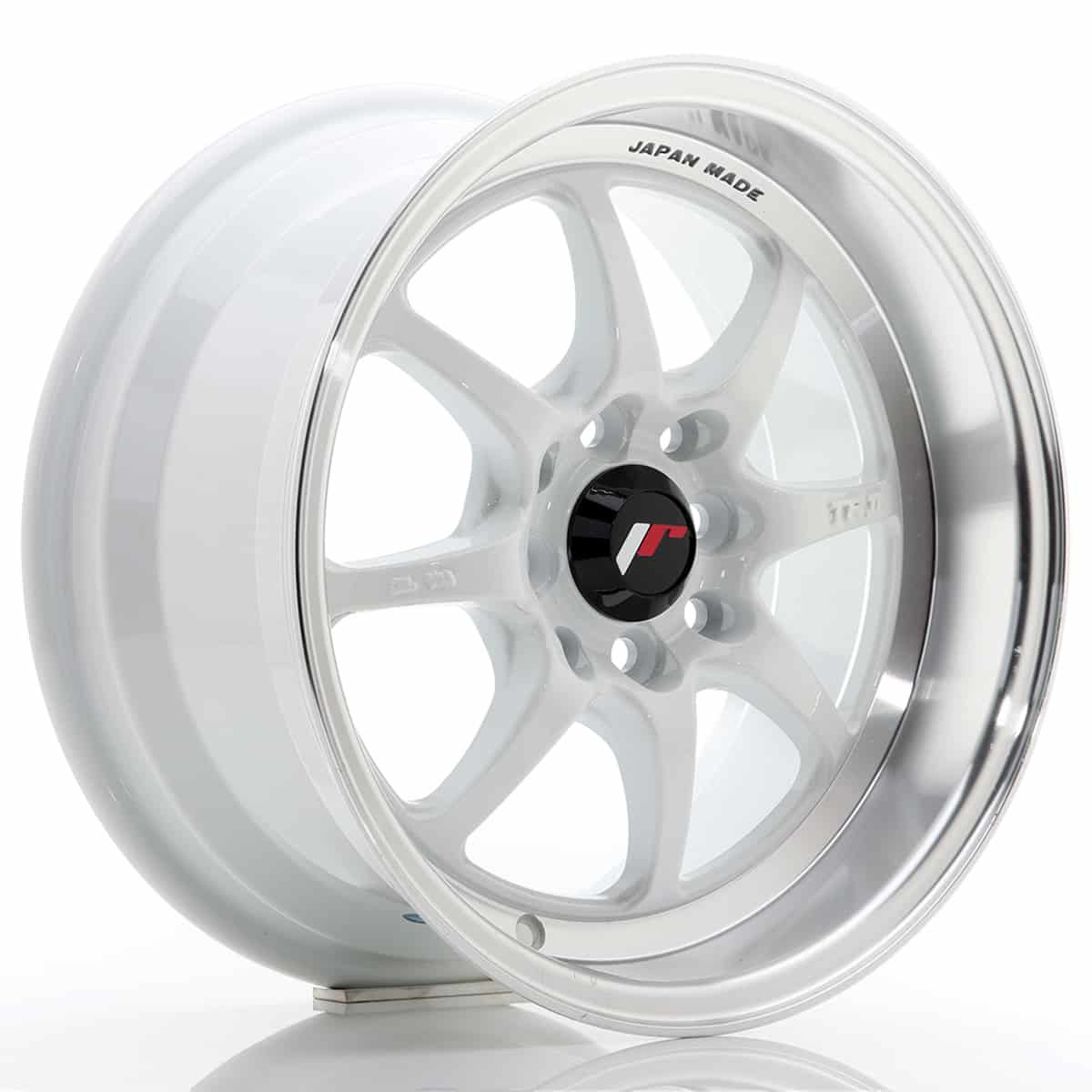 JR Wheels TF2 15x7, 5 ET30 4x100/114 White
